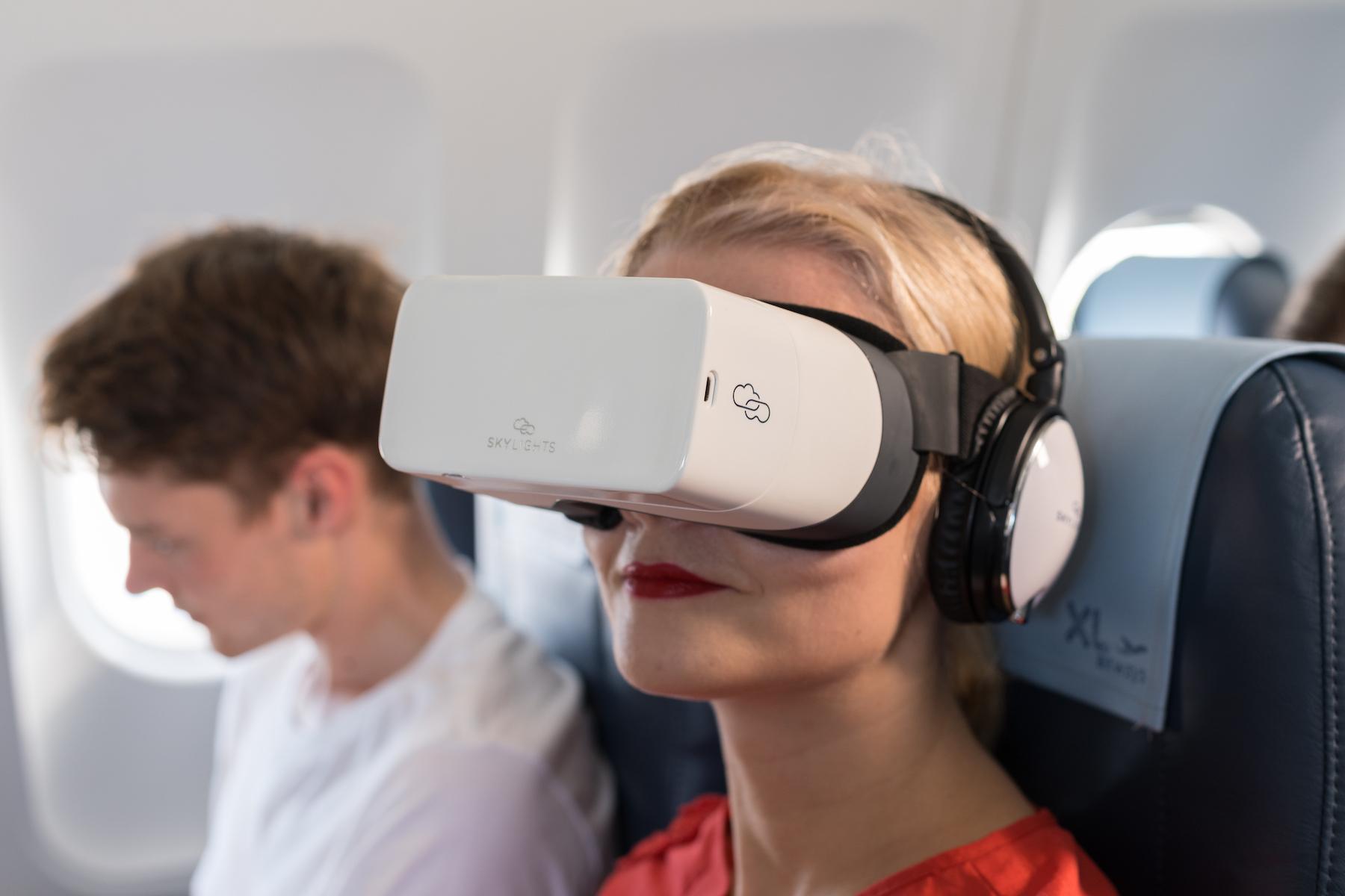 lunettes de réalité virtuelle et 2D/3D